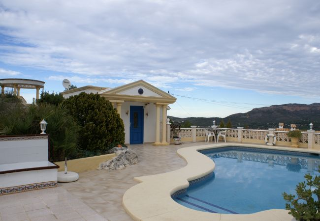 Villa en Pedreguer - Monte Pedrequer VG 6 P