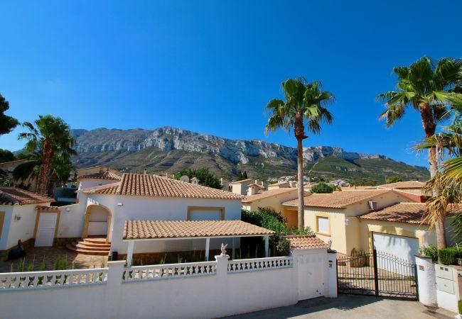 Villa en Denia - Alqueria PL 4 P