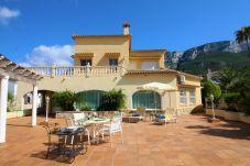 Villa en Denia - San Vicente RU 4P
