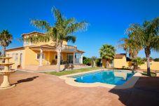 Villa en Denia - Finca las Ranas PA