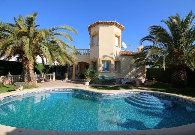 Villa en Denia - La Giralda BO
