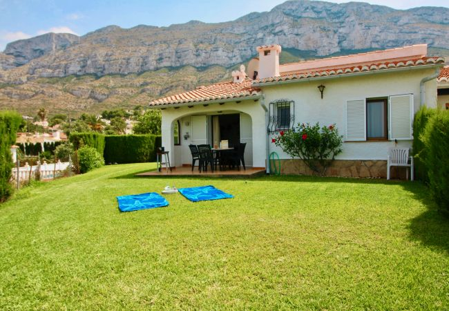 Bungalow en Denia - Finca Paris CP