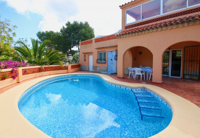 Villa en Denia - Marquesa GR