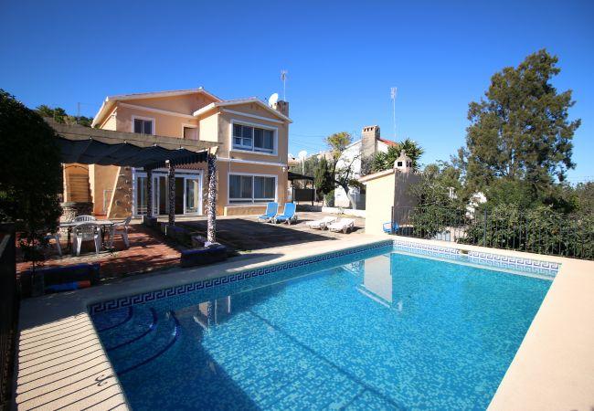 Villa en Denia - Galeretes CA