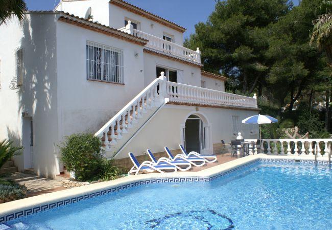 Villa en Denia - Belem AL 8 P