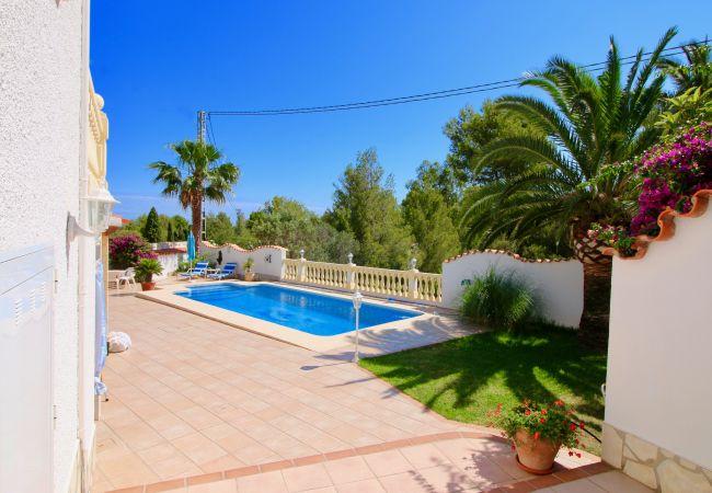 Villa en Denia - Don Quijote Studio - Denia Costa Blanca