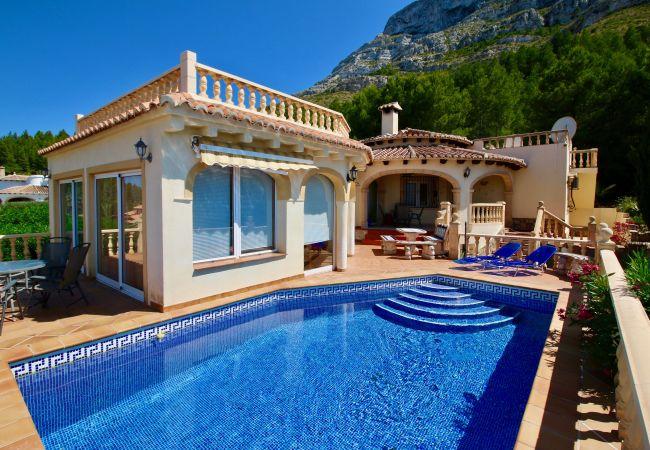 Villa en Denia - Don Quijote Studio SE - carlosferien-Costa-Blanca