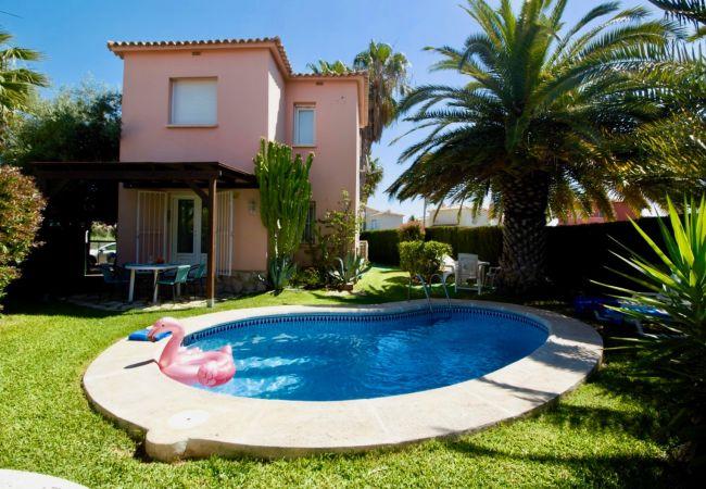 Villa en Oliva - Oliva Nova Golf EN