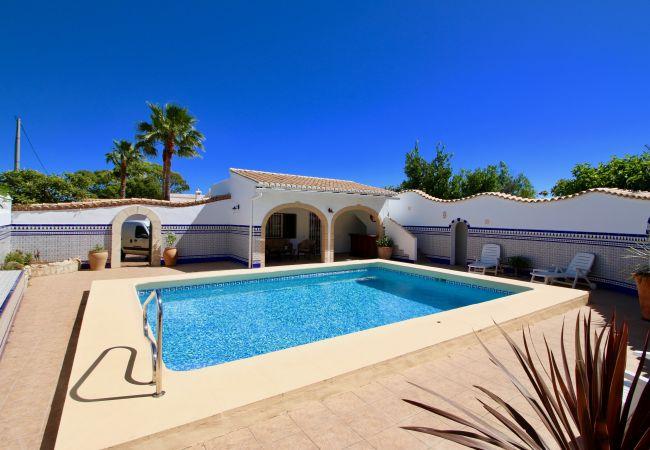 Villa en Denia - Tosal Gros RO P8
