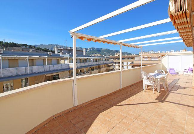 Apartamento en Denia - Ático Puerta de Las Marinas