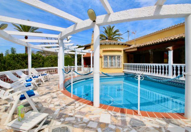 Villa en Denia - Santa Lucia HG 8P
