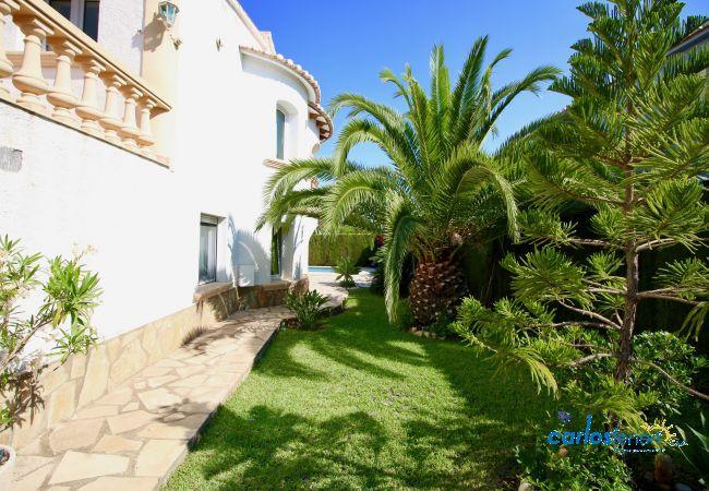 Villa en Denia - Alqueria PL 4 Pers.