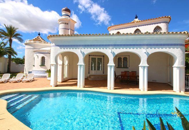 Villa en Denia - Marquesa GU 6P