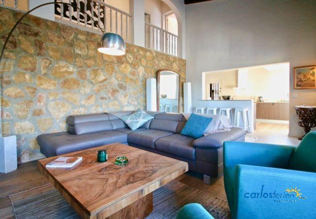 Villa en Rafol de Almunia - Monte Pego VL