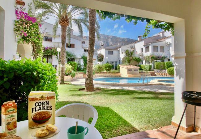Ferienwohnung in Denia - Las Moras II UL