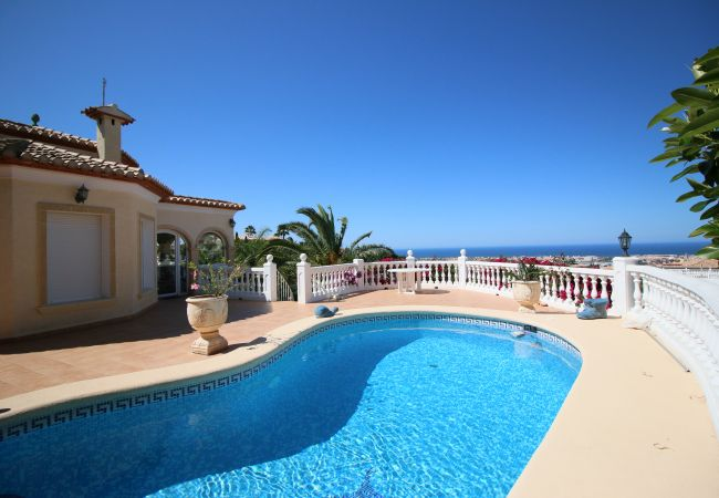 Villa in Denia - Marquesa HA