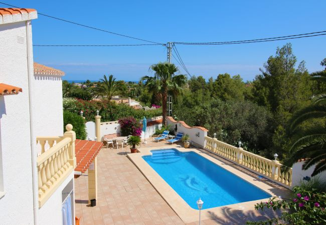 Villa in Denia - Don Quijote Studio - Denia Costa Blanca