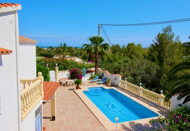 Villa in Denia - Don Quijote Studio - Denia Costa Blanca