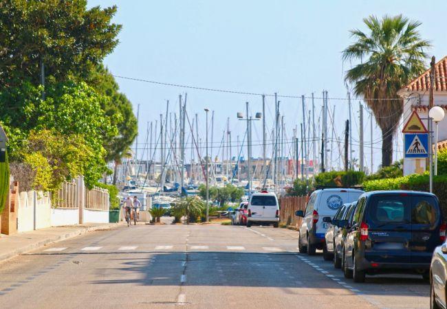 Ferienwohnung in Denia - La Pata NH en el Puerto de Denia