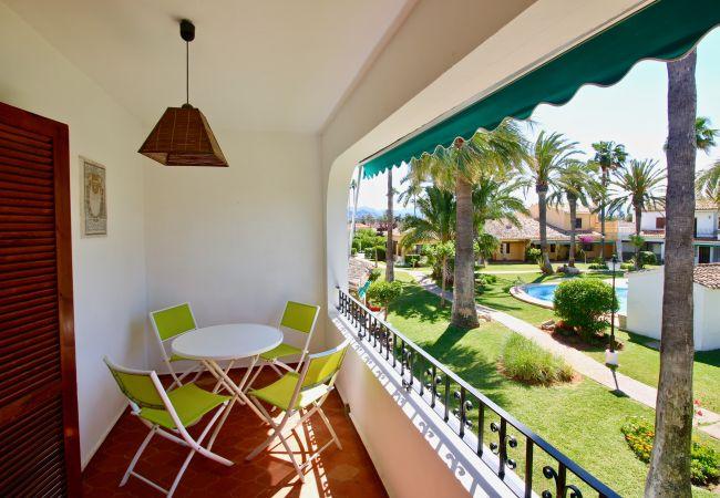 Ferienwohnung in Denia - El Poblet CA