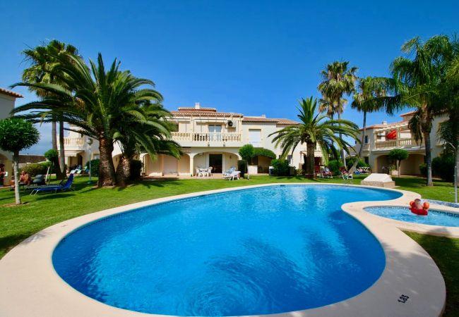 Ferienwohnung in Denia - Residencial La Giralda