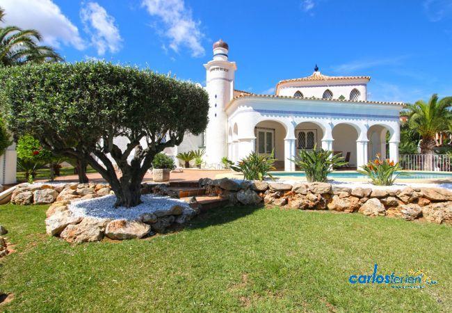 Exotische Villa an der Costa Blanca