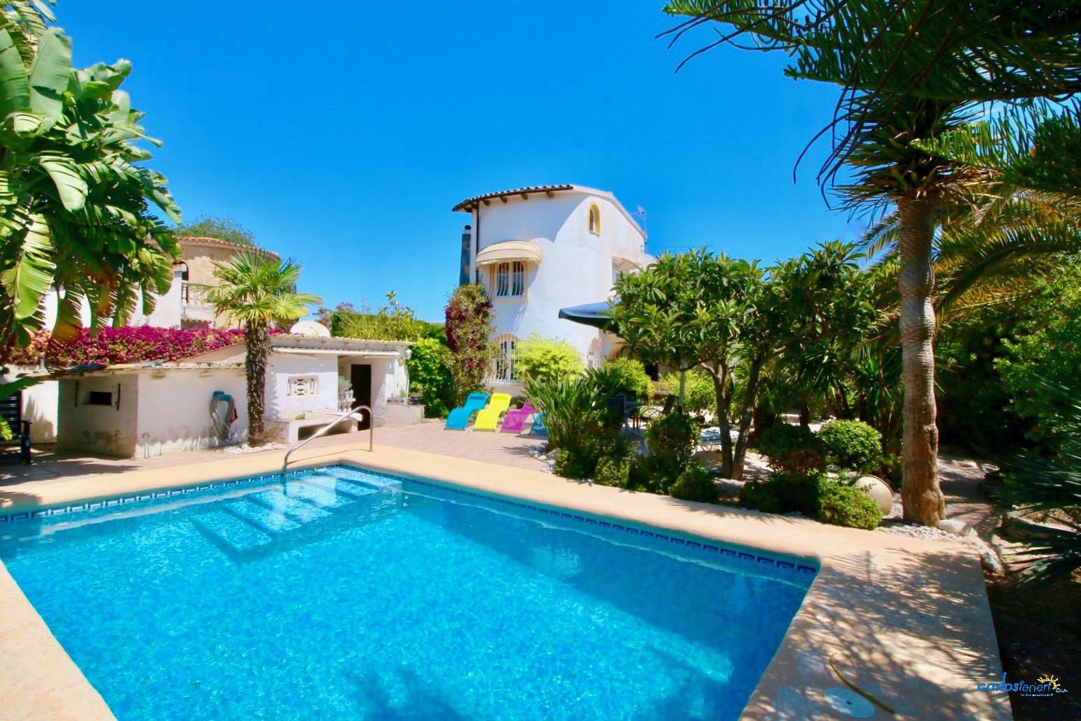 Villa in Els Poblets - Els Poblets NK  4 P