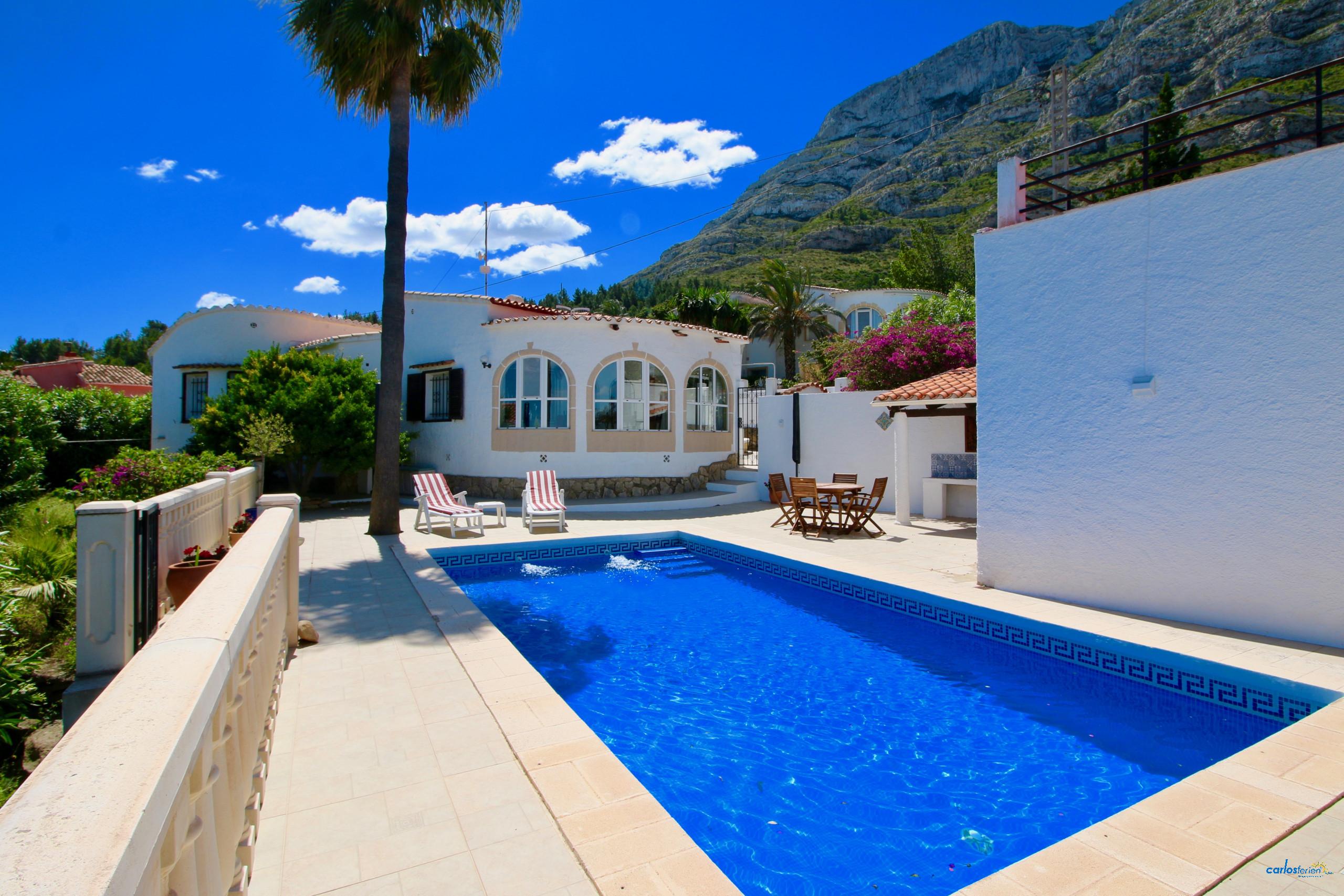Villa in Denia - Don Quijote LA