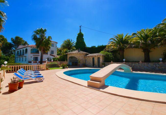 Villa in Denia - Galeretes BR