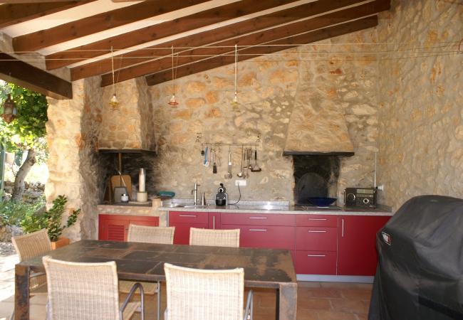 Villa in Denia - Finca la Pedrera