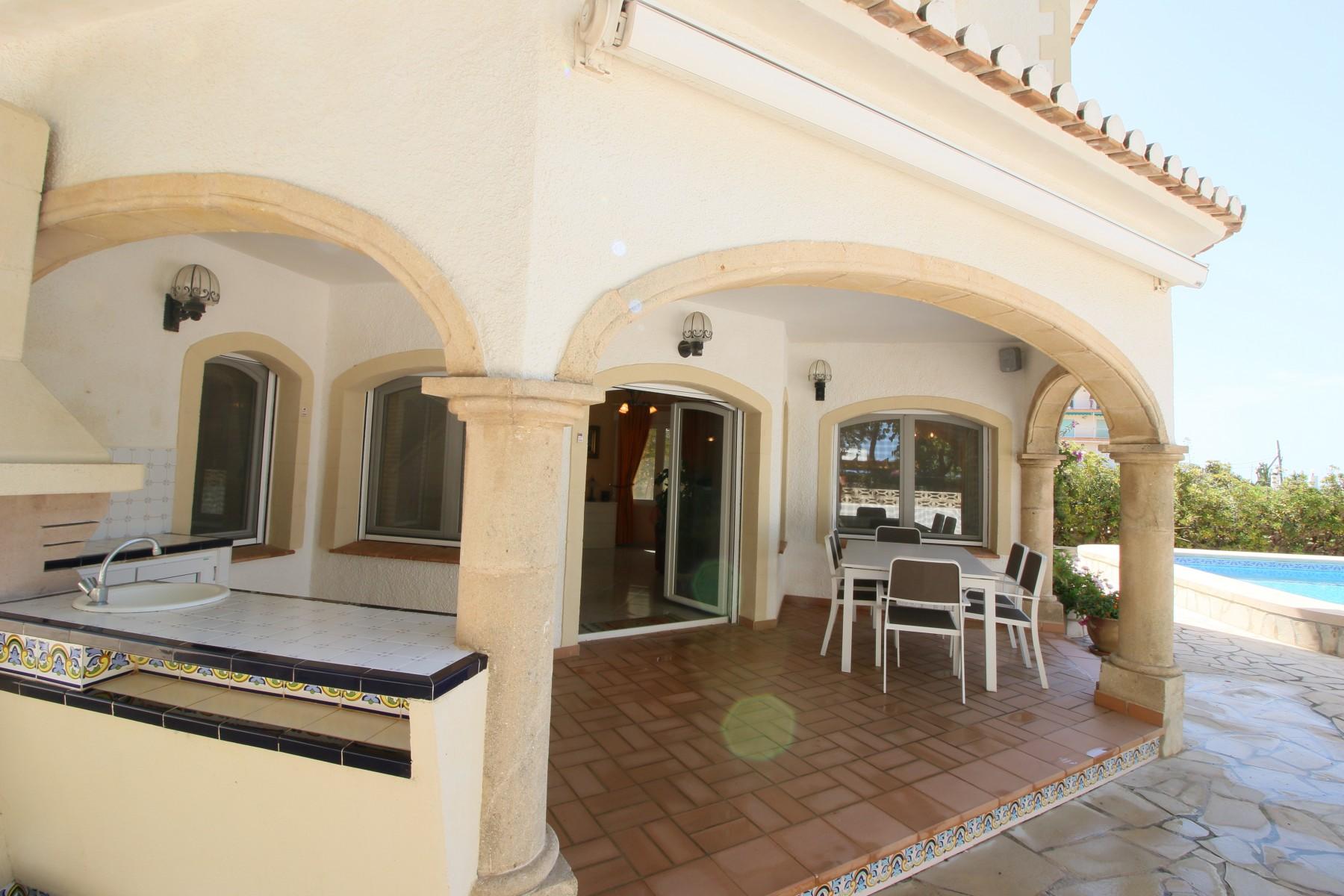 Villas in Denia - Las Marinas TH