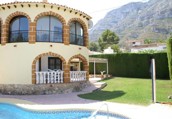Villa in Denia - Don Quijote AM 4 P