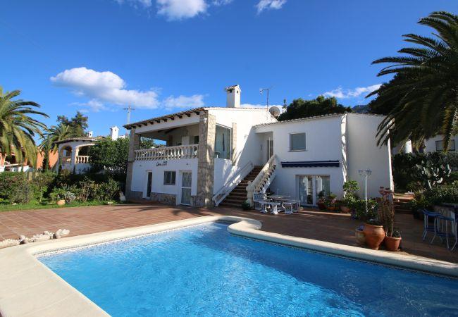 Villa in Denia - Alqueria BB 4 Pers