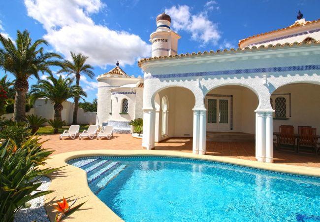 Villa in Denia - Marquesa GU 6P