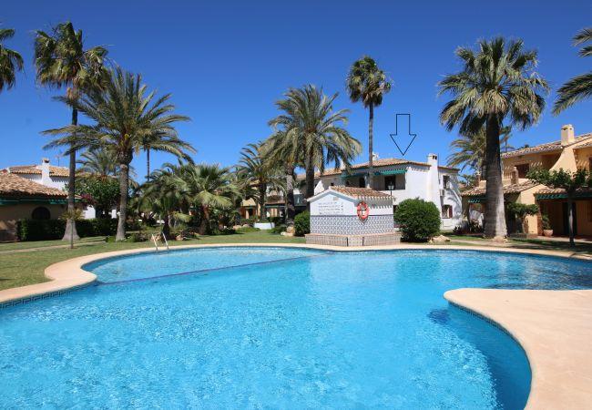 Apartment in Denia - El Poblet CA