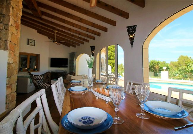 Villa in Denia - Marquesa MB