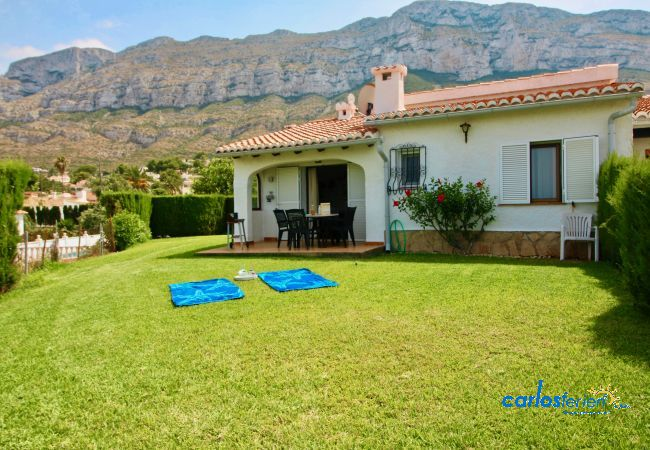 Bungalow/Linked villa in Denia - Finca Paris CP