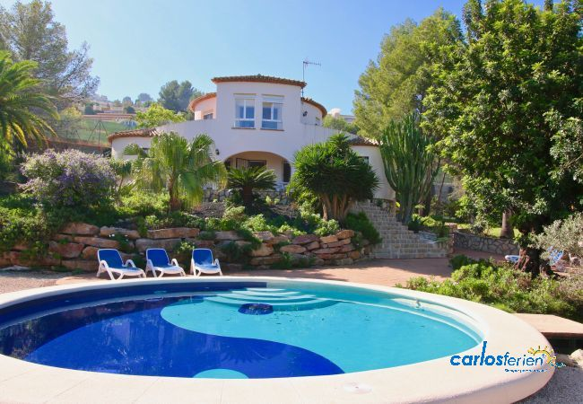 Villa/Dettached house in Pedreguer - La Sella KN