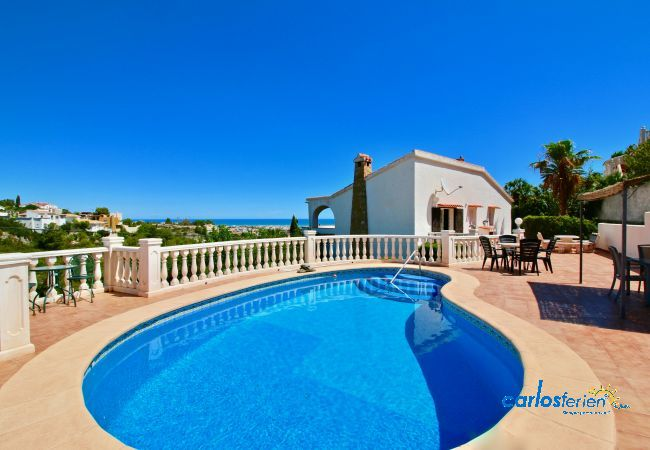 Villa/Dettached house in Denia - Marquesa JM 4 P
