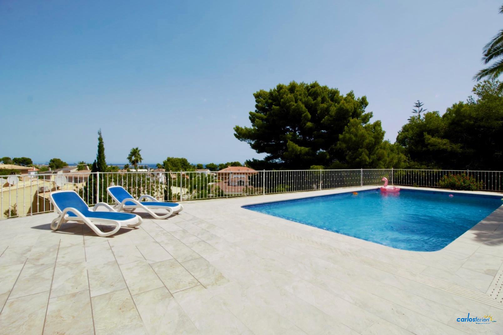 Villa/Dettached house in Denia - Troias SW
