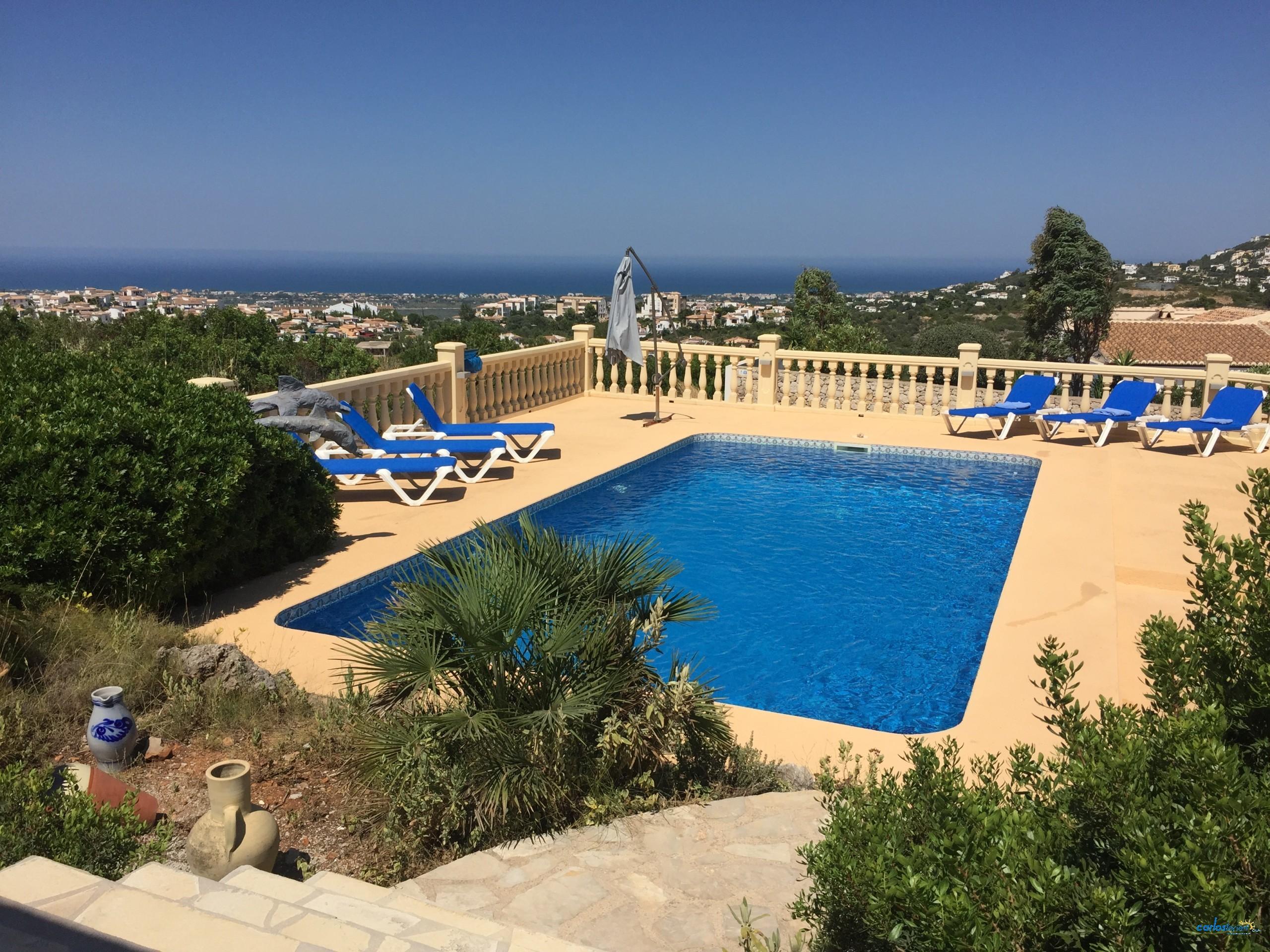 Villa/Dettached house in Rafol de Almunia - Monte Pego EB Rafol Almunia