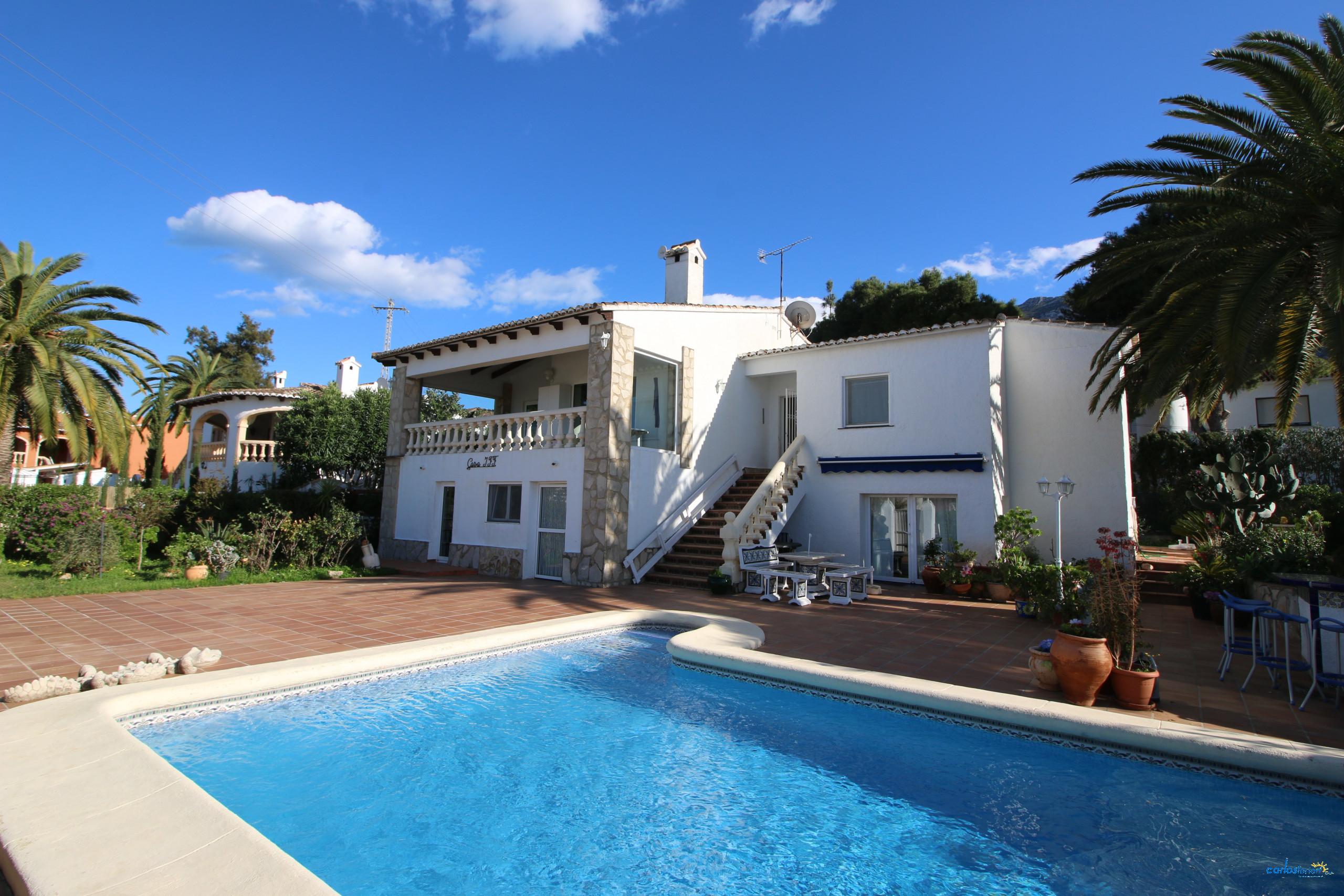 Villa/Dettached house in Denia - Alqueria BB 6 Pers