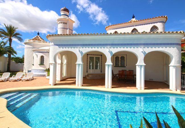 Villa à Denia - Marquesa GU 6P