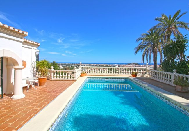 Villa à Denia - Tosal Gros JP 6p