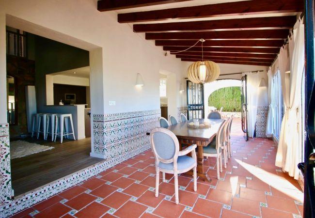 Villa à Rafol de Almunia - Monte Pego VL