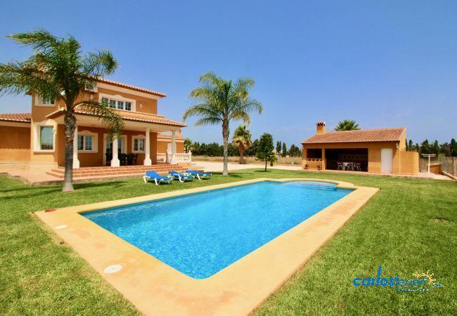 Villa tranquille dans Las Marinas