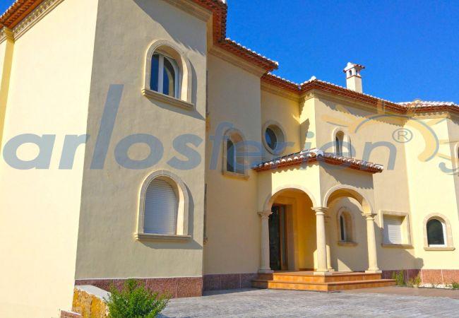 Villa en Javea / Xàbia - Villa nueva en Jesus Pobre