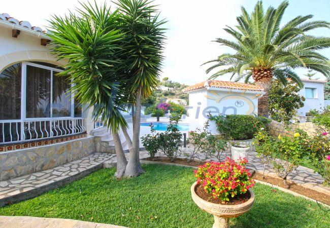 Villa en Denia - Villa en Tossal Gross FL