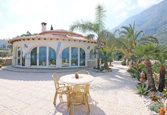 Villa en Denia - Villa exclusiva en Bellavista Denia