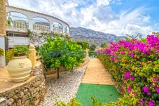 Villa en Denia - Denia con vistas al mar